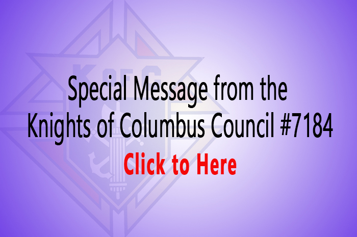 knight-of-columbus-special-message